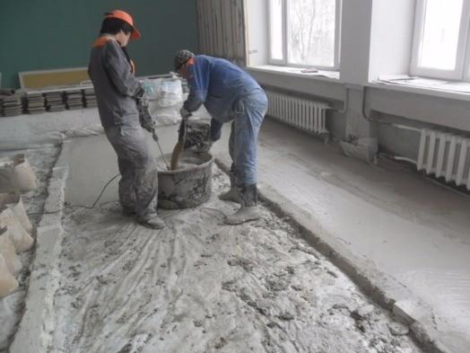 Бетона для стяжки купить цементный раствор м100 соотношение