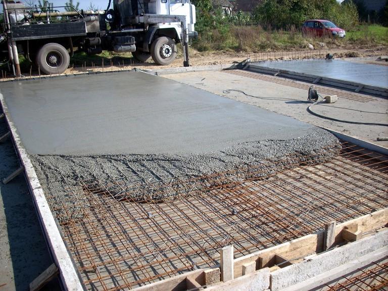 Какой купить бетон для фундамента минский керамзитобетон